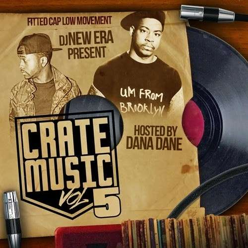 Various Artists - Crate Music 5 (Hosted By Dana Dane)
