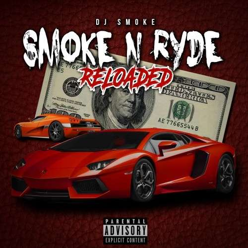 Various Artists - Smoke N Ryde (Reloaded)