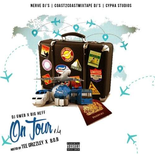 Various Artists - On Tour 4