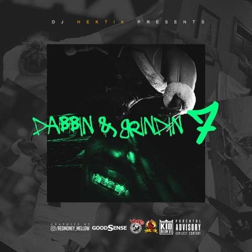 Various Artists - Dabbin & Grindin 7
