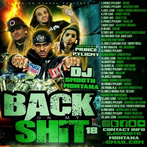 Various Artists - Back On My Shit 18