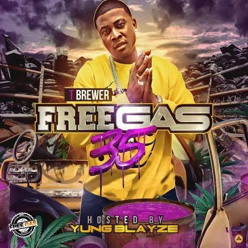 Various Artists - Free Gas 35