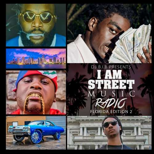 Various Artists - I Am Street Music Radio: Florida Edition 2