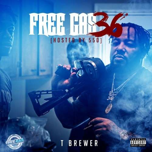 Various Artists - Free Gas 36