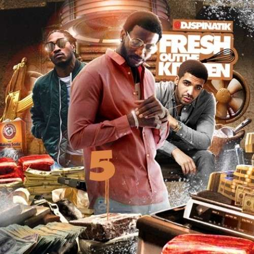 Various Artists - Fresh Out The Kitchen 5