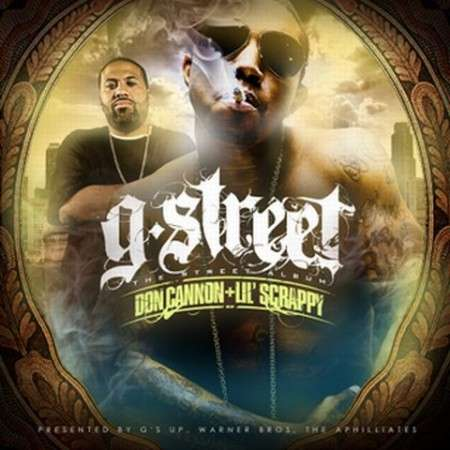 Lil Scrappy - G-Street (The Street Album)