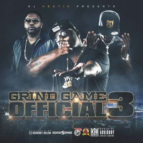 Various Artists - Grind Game Official 3
