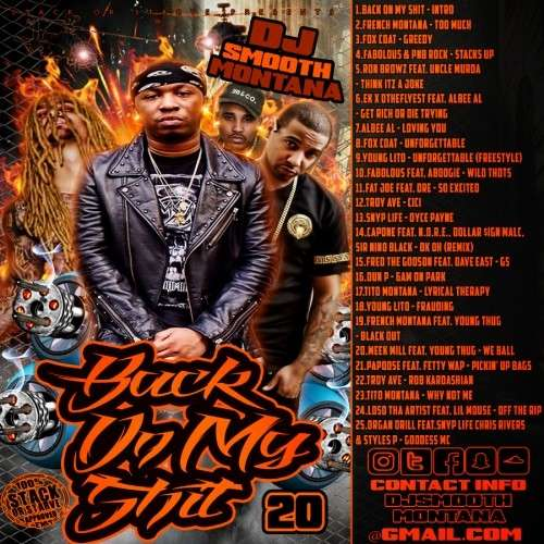 Various Artists - Back On My Shit 20