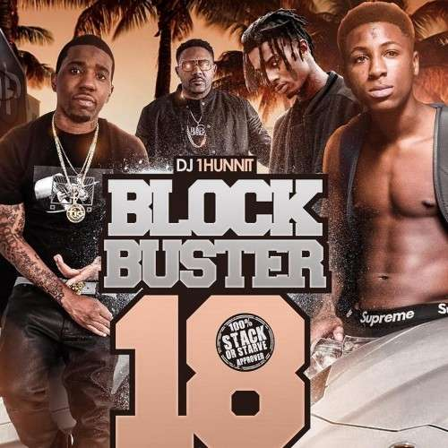 Various Artists - BlockBuster 18