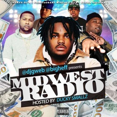 Various Artists - Midwest Radio (Hosted By Ducky Smallz)