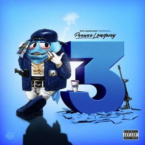 Peewee Longway - Blue M&M 3
