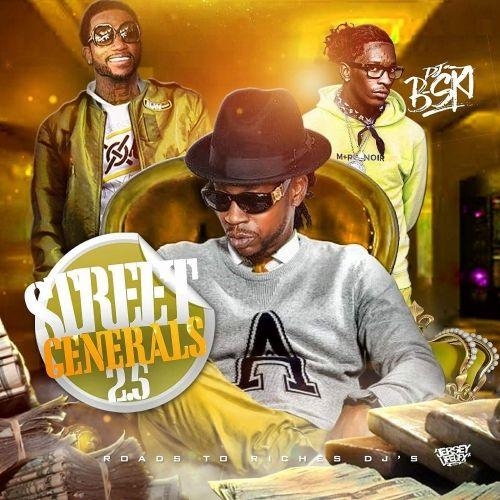 Street Generals 2.5 - DJ B-Ski