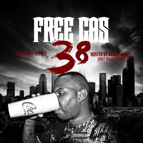 Various Artists - Free Gas 38