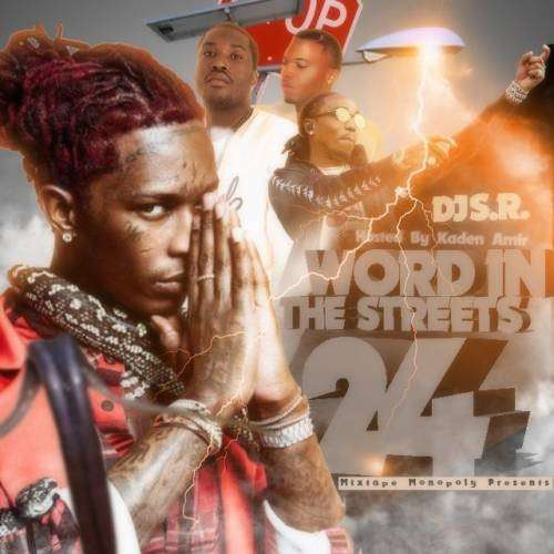 Various Artists - Word In The Streets 24 (Hosted By Kaden Amir)