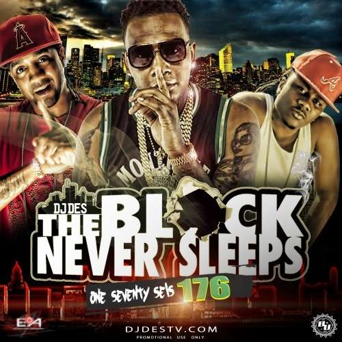 Various Artists - The Block Never Sleeps 176