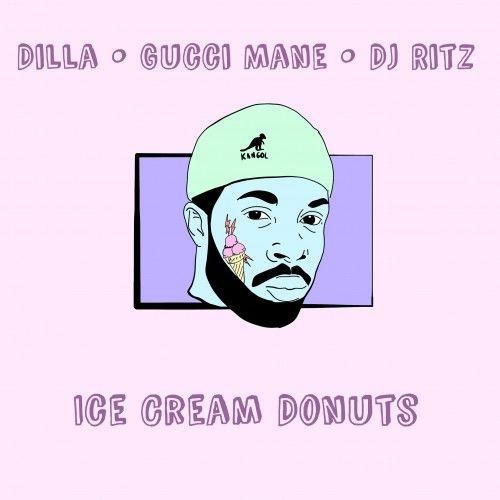 Gucci Mane & J Dilla Ice Cream Donuts