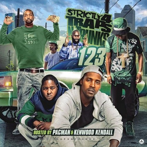 Strictly 4 The Traps N Trunks 123 - Traps-N-Trunks