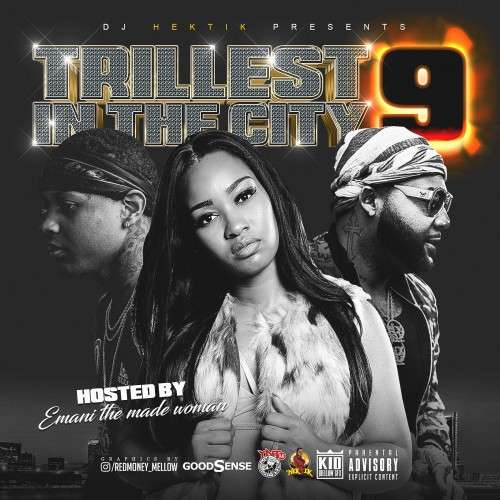 Various Artists - Trillest In The City 9