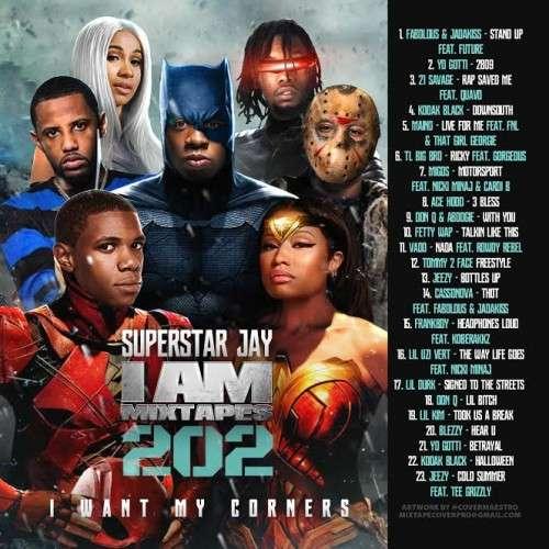 Various Artists - I Am Mixtapes 202