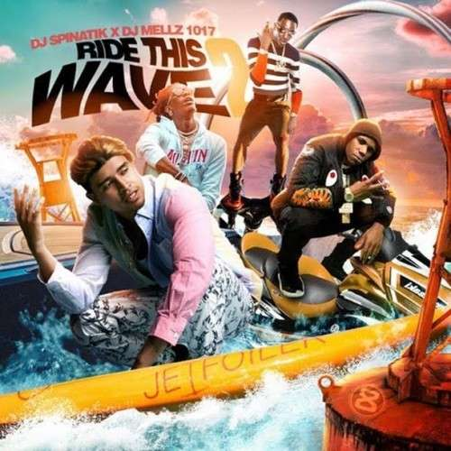 Various Artists - Ride The Wave 2