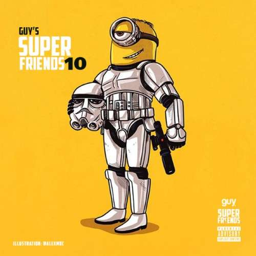 Various Artists - Guy
