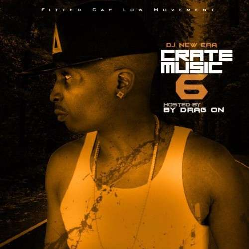 Various Artists - Crate Music 6 (Hosted By Drag-On)
