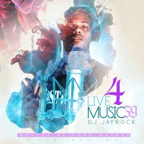 Various Artists - Live 4 Music 39 (Hosted By Pook Hefner)