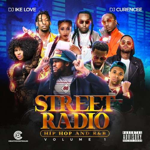 Various Artists - Street Radio Hip-Hop And R&B