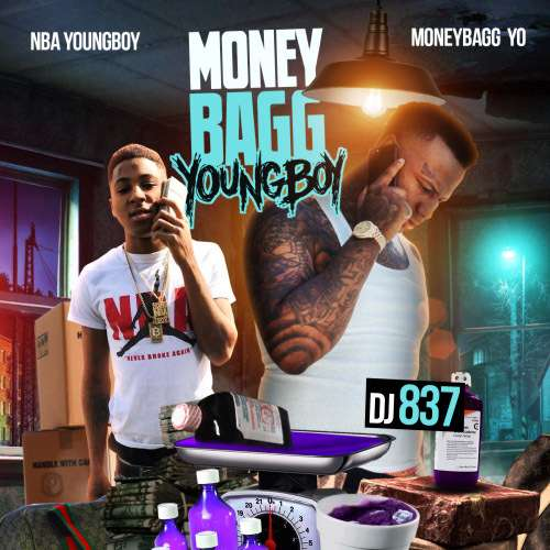 Moneybagg Yo x NBA Youngboy - Moneybagg Youngboy