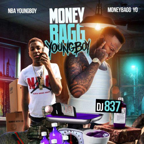 Moneybagg Youngboy - Moneybagg Yo x NBA Youngboy (DJ 837)