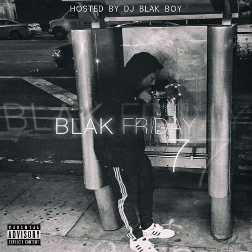 Various Artists - Blak Friday 7