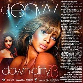 Various Artists - Down N Dirty R&B 13