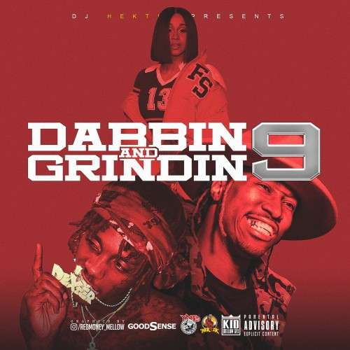 Various Artists - Dabbin & Grindin 9