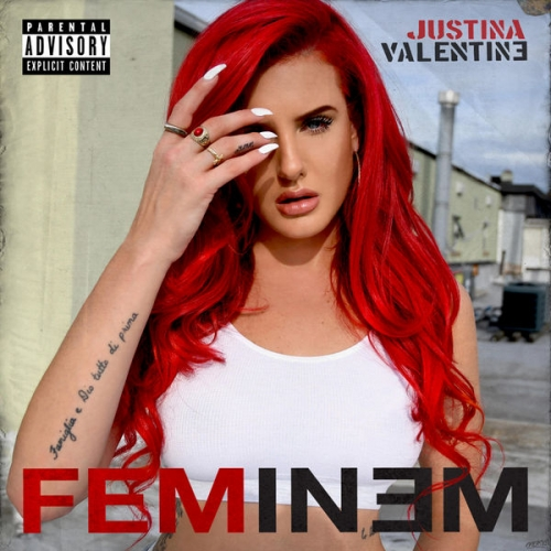 Feminem - Justina Valentine