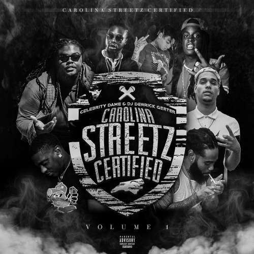 Various Artists - Carolina Streetz Certified (Vol. 1)