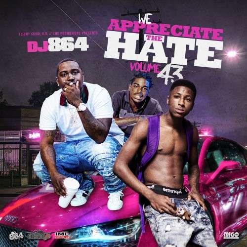 Various Artists - We Appreciate The Hate 43