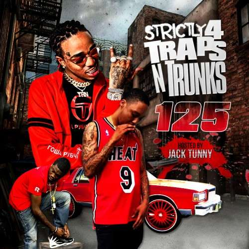 Various Artists - Strictly 4 The Traps N Trunks 125