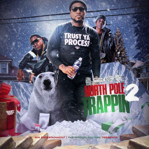 North Pole Trappin 2 - MizzStacksOnDec x DJ B-Ski x The Mixtape Culture