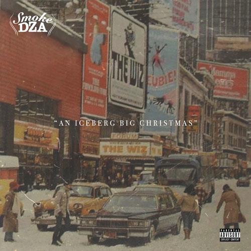 An Iceberg Big Christmas - Smoke DZA