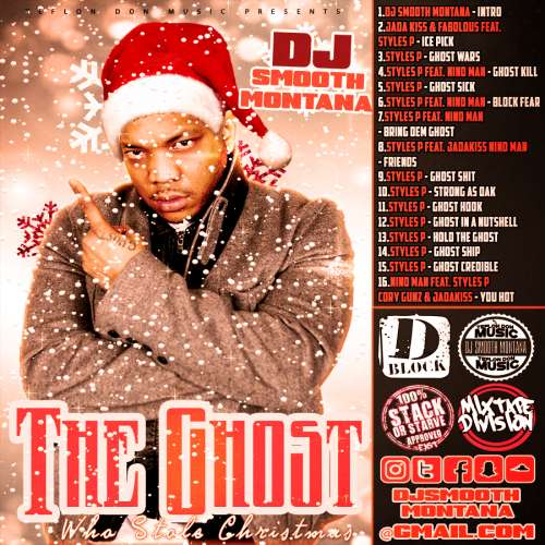 Styles P - The Ghost Who Stole Christmas