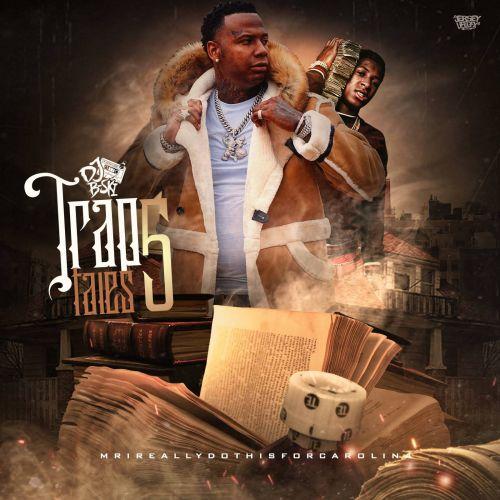 Trap Tales 5 - Various Artist (DJ B-Ski x The Mixtape Culture)