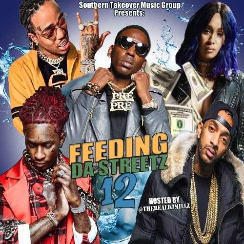 Various Artists - Feeding Da Streetz 12