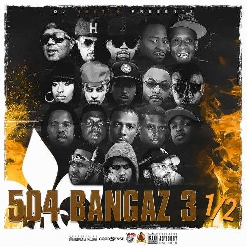 Various Artists - 504 Bangaz 3.5