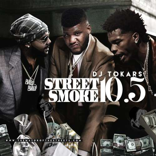 Various Artists - Streetsmoke 10.5
