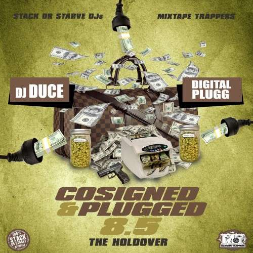 Various Artists - Co-Signed & Plugged 8.5 (The Holdover)