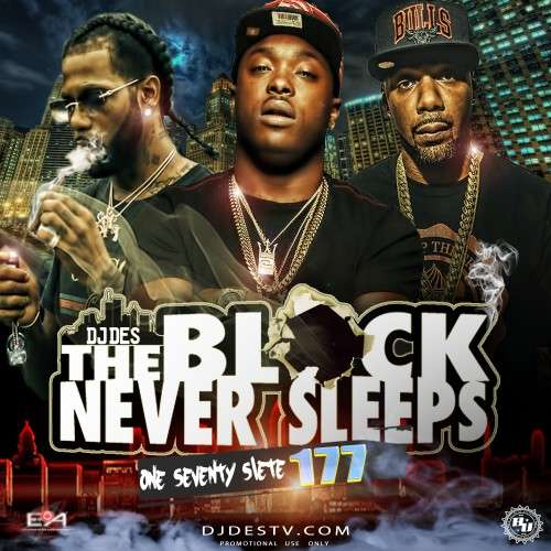 Various Artists - The Block Never Sleeps 177
