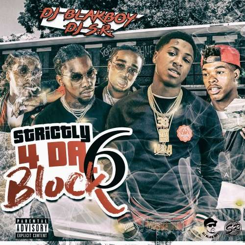 Various Artists - Strictly 4 Da Block 6