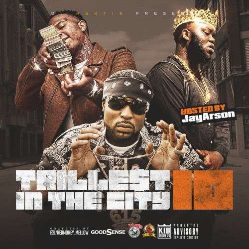 Various Artists - Trillest In The City 10