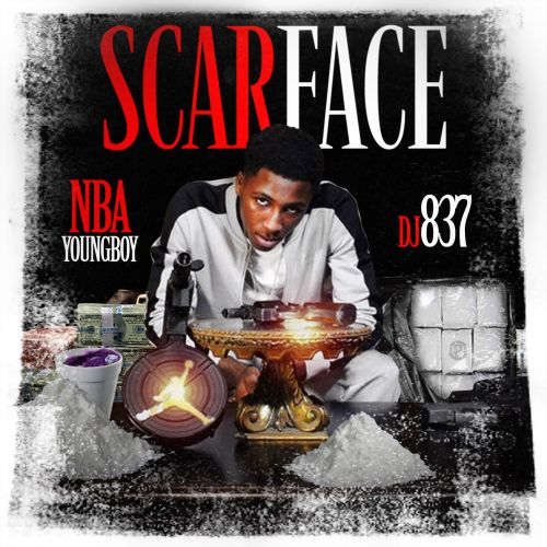 Scarface - NBA YoungBoy (DJ 837)