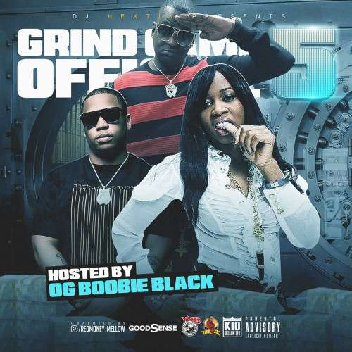 Various Artists - Grind Game Official 5